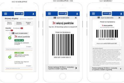 Payback i BP digitalizują kupony punktowewydawane na stacjach sieci