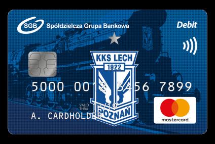 Sympatycy KKS Lech Poznań wybiorą nowy wizerunek karty kibica