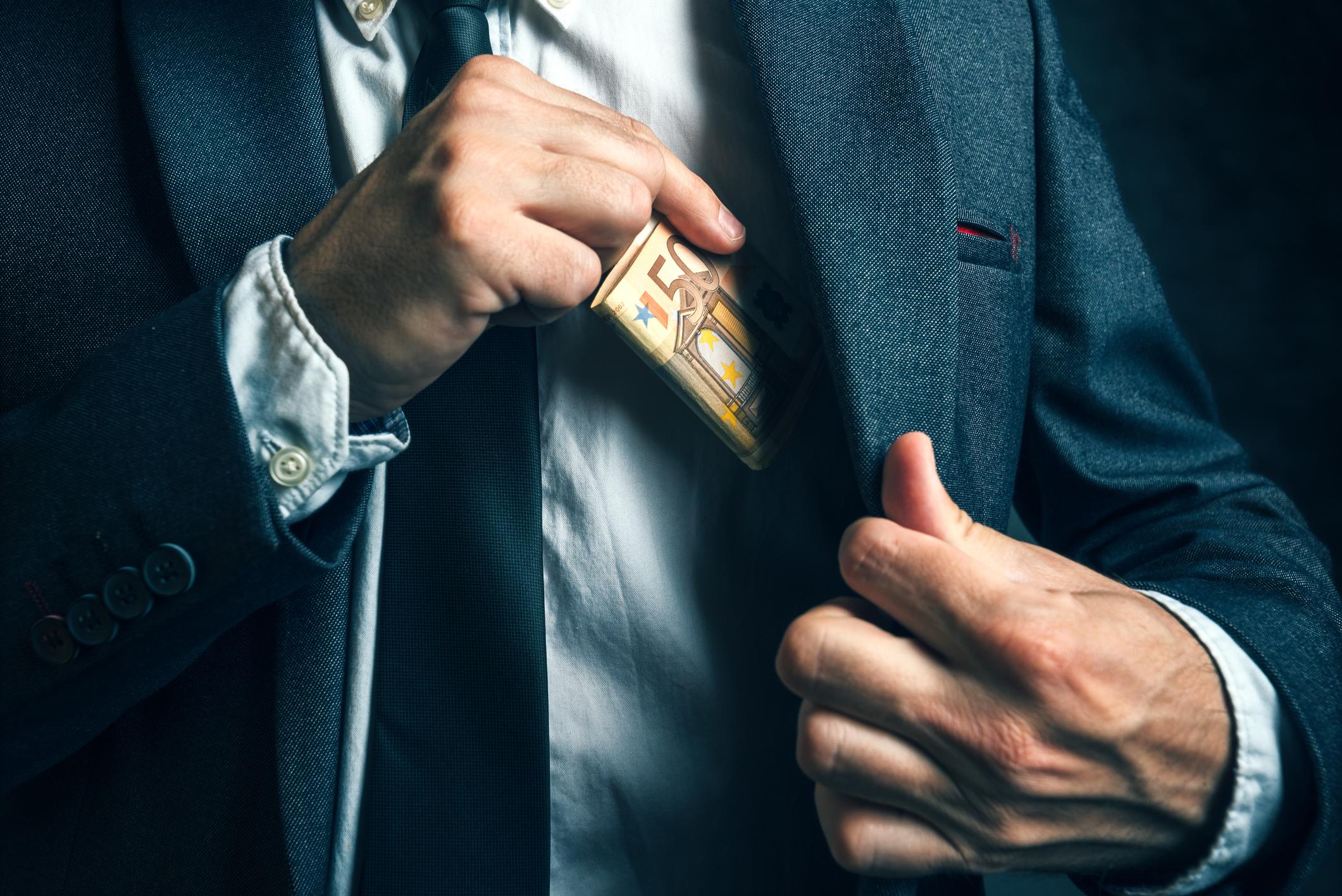 biznesmen, ludzie, pieniądze