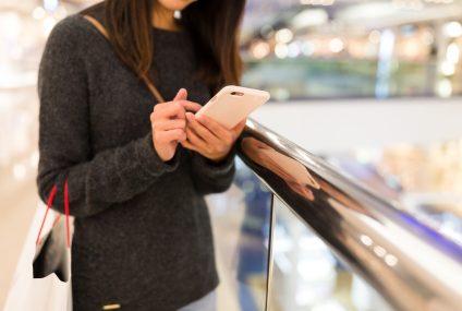 Przelew zagraniczny w aplikacji mobilnej Banku Millennium