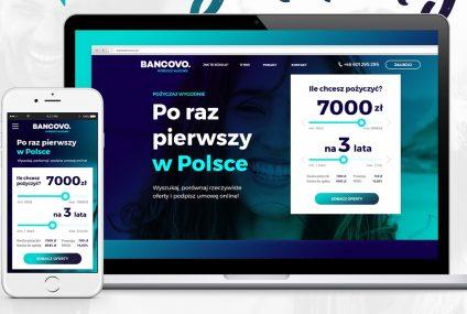Bancovo wprowadza internetowy kredyt konsolidacyjny