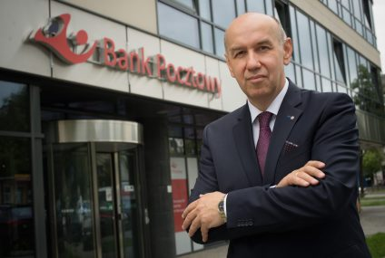 Prezes Banku Pocztowego: Gdy banki zamykają placówki, obecność usług finansowych na poczcie ma kluczowe znaczenie [WYWIAD]