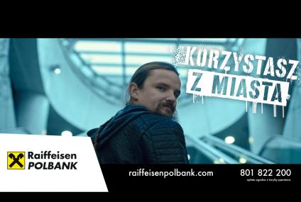 Miastonauci - rusza nowa kampania reklamowa Raiffeisena. Zobaczcie spoty przed ich oficjalną premierą