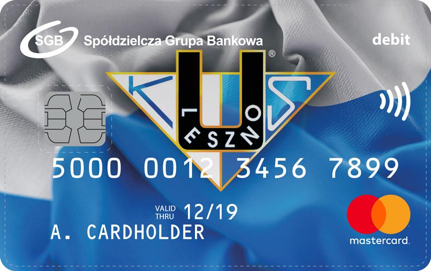 Karta Mastercard Unii Leszno W Ofercie Bankow Spoldzielczych Sgb