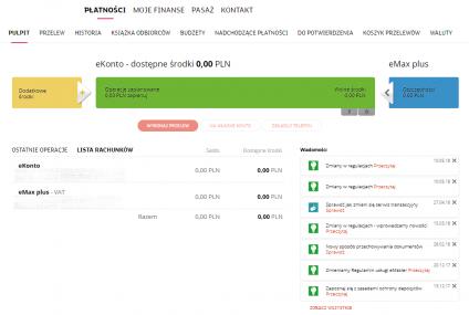 mBank i Orange Finanse odświeżyły bankowość internetową