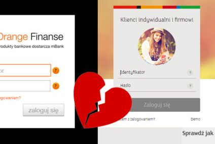 Rozwód Orange Finanse i mBanku. Orange Finanse zniknie z końcem roku
