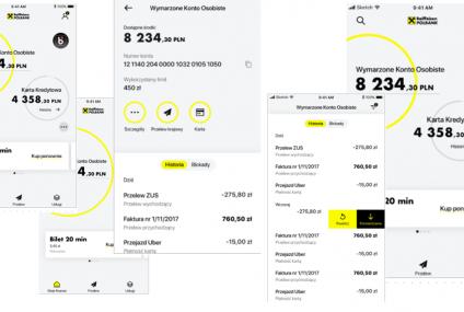 W poniedziałek klienci Raiffeisena dostaną nową aplikację mobilną. Będzie ją reklamował Szczepan Twardoch