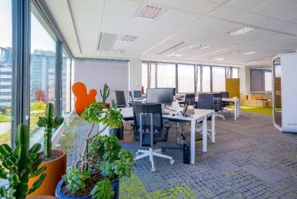 BZ WBK powiększa swoją siedzibę w Business Garden Poznań. Tak wyglądają nowe biura