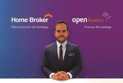 Cezary Andrzejczyk nowym dyrektorem komunikacji korporacyjnej w Open Finance i Home Broker
