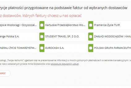 mBank udostępnił usługę Qlips