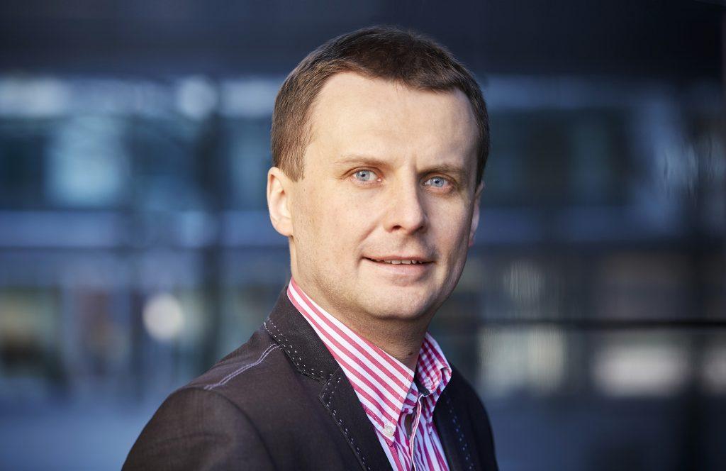 Artur Kowalski, Dyrektor Marketingu i Innowacji w Open Finance i Home Broker