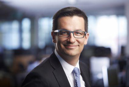 Michał Hojowski pokieruje Departamentem Rynków Finansowych w Pekao