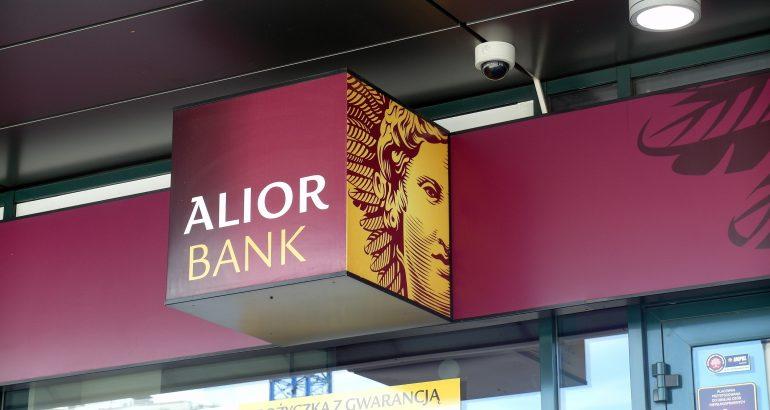 Alior Bank na historycznym dnie