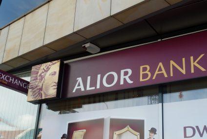Alior Bank podał wyniki za III kwartał. Zysk zmniejszony przez rezerwę na wyrok TSUE