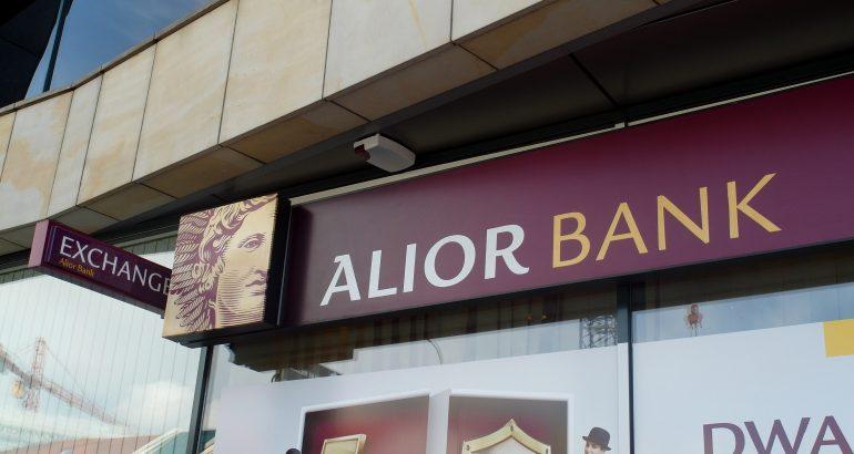 Alior Bank zakończył czwarty kwartał 2020 r. zyskiem netto w wysokości 120,3 mln zł
