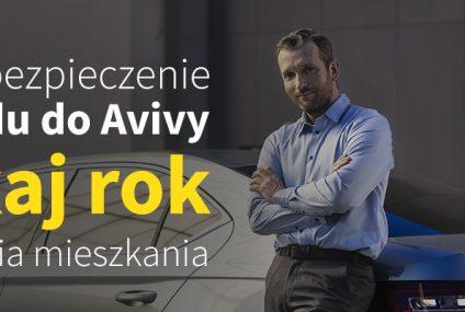 Rusza pierwsza kampania telewizyjna ubezpieczeń majątkowych Avivy [video]