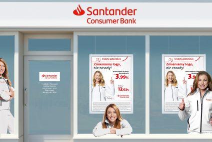 Santander Consumer Bank poznasz po Justynie Kowalczyk