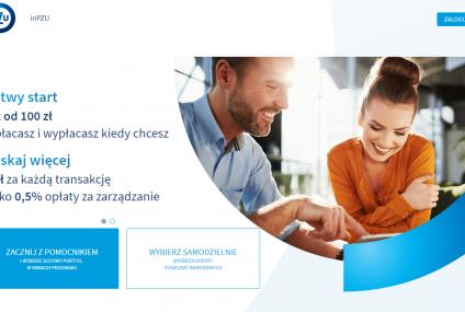 TFI PZU uruchomiło platformę inPZU ze stałą opłatą za zarządzanie funduszami w wysokości 0,5 proc.