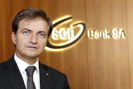Mirosław Skiba oficjalnie prezesem SGB-Banku SA