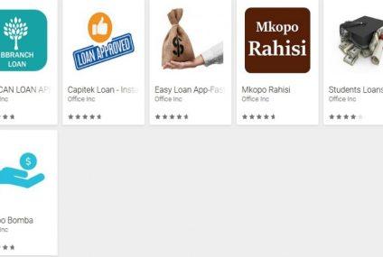 Aplikacje oferowały szybkie pożyczki - nabrało się ponad 40 tysięcy osób