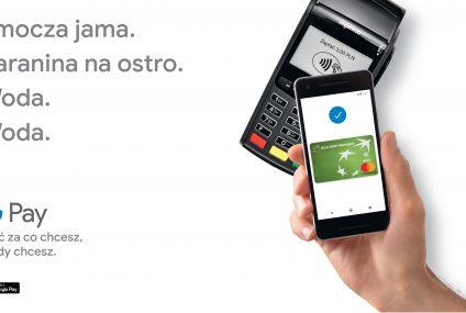Rusza kampania Google Pay w Polsce. Zobacz spoty