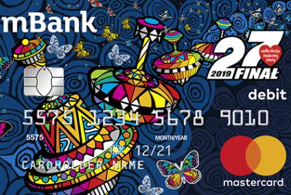 Korzystasz już z karty WOŚP od mBanku, a chcesz wyrobić kolejną? Oto, co musisz zrobić
