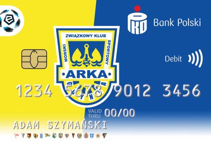 PKO Bank Polski wprowadza karty debetowe z wizerunkami klubów Ekstraklasy [Zobacz galerię]