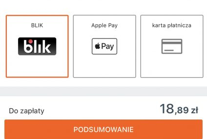 Apple Pay trafia na Allegro