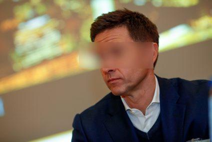 Były prezes Idea Banku, Jarosław A., został zatrzymany przez CBA
