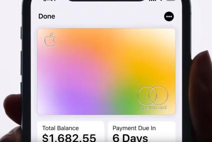 Apple wprowadzi własną kartę kredytową