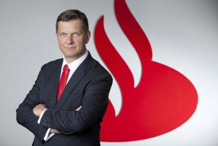 FeliksSzyszkowiak awansował w strukturach Grupy Santander