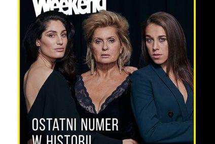 """Ostatni """"Twój Weekend"""" – Mastercard i BGŻ BNP Paribas w gronie firm, które odkupiły i... zamykają kontrowersyjny magazyn erotyczny"""