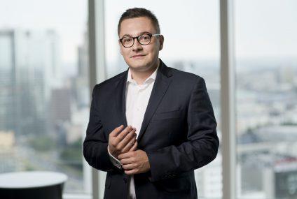 Awanse w Mastercard. Piotr Domaszewski zajmie się rozwojem oferty kart kredytowych na rynku amerykańskim