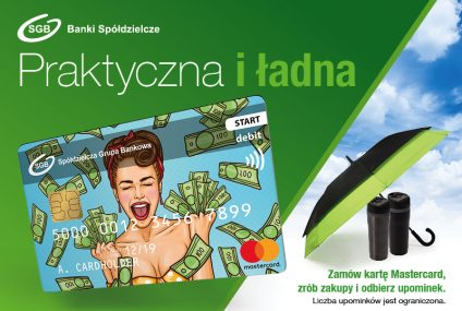 Banki Spółdzielcze SGB startują z nową promocją kart płatniczych