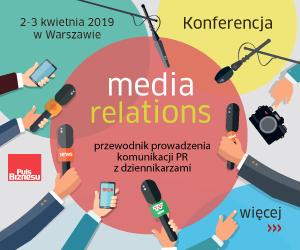 """Już za tydzień konferencja """"Media Relations"""""""