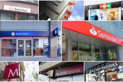 Raport PRNews.pl: Liczba placówek bankowych – IV kw. 2018
