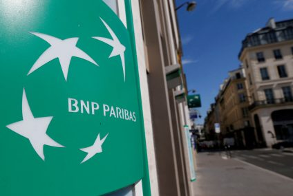 BNP Paribas podał wyniki po III kw. Zysk niższy przez fuzję i rezerwę na TSUE