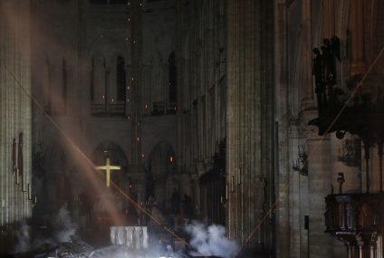 Czy należy się odszkodowanie na odbudowę Notre Dame?