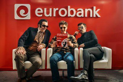 Leo Burnett przygotował nową kampanię reklamową dla eurobanku