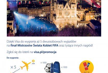 Rusza loteria Visa w sklepach Żabka i Freshmarket