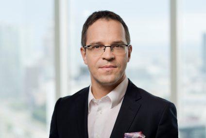 Tomasz Owczarek nowym dyrektorem sprzedażywpolskim oddziale Mastercard