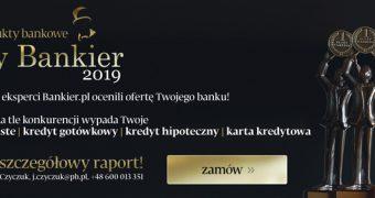Wygrani i przegrani rankingu Złoty Bankier 2019. Zamów raport z wynikami