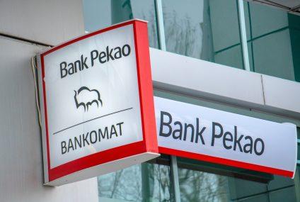 Pekao ma już 1,4 mln użytkowników bankowości mobilnej. Wyniki po II kw. 2019 r.