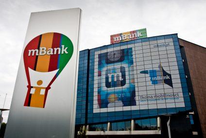 mBank wprowadza faktoring dla jednoosobowych działalności gospodarczych