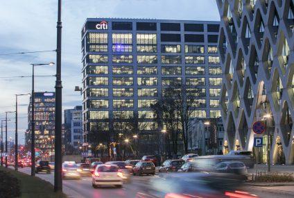 Citi rozszerza działalność w Polsce. W nowym centrum bankowości transakcyjnej pracę znajdzie 100 osób