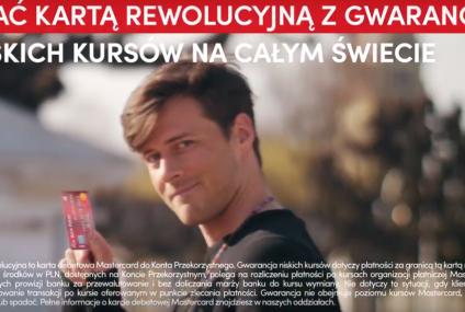Bank Pekao promuje Kartę Rewolucyjną. W spotach wystąpił podróżnik Marcin Mossakowski