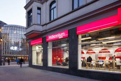 Bank Millennium wypracował 334 mln zł zysku w pierwszym półroczu 2019 r.