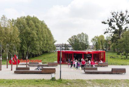 Stacja Santander ruszyła w Polskę