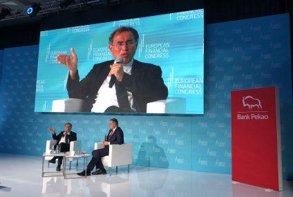 Nouriel Roubini  o wojnach handlowych i przyszłości globalnej gospodarki na EKF w Sopocie