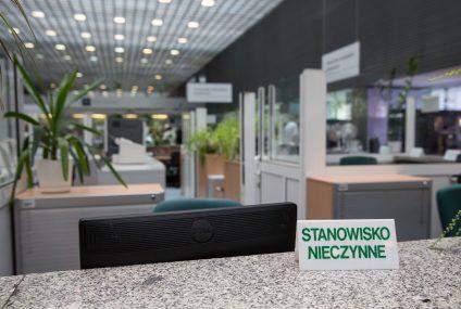 Raport PRNews.pl: Liczba placówek bankowych – I kw. 2019